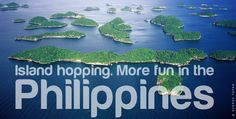Hundred Islands Pangasinan amazing-philippines El Nido Palawan, Tourism Department, Philippines Food, Filipina, Cebu, Pinoy, Travel Goals, More Fun, Islands