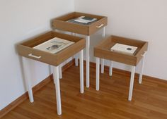 Tina Roeder - Drawer Side Tables