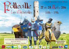 affiche Les médiévales
