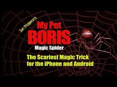 The scariest halloween app for the iPhone and Android - YouTube