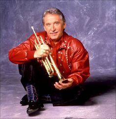 Doc Severinsen Doc Severinsen, Trumpets, Jazz Blues, Composers, Masters, Musicians, Instruments, Bands, Leather Jacket