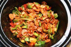 Diabetic Slow Cooker Recipe: Chicken Chorizo Gumbo