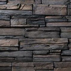 Kodiak Mountain Stone Manufactured Stone Veneer - Frontier Ledge Panels