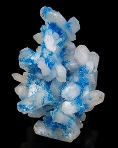 Cavansite and Stilbite from India