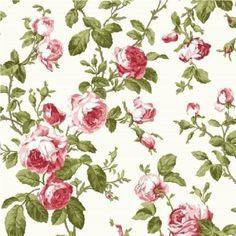 Tapisserie Luxe Rouge Rose Floral - 40171 Héritage Large Floral Rose Papier Peint: Amazon.fr: Cuisine & Maison