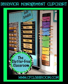 Clutter-Free Classroom: Best. Thing. Ever.