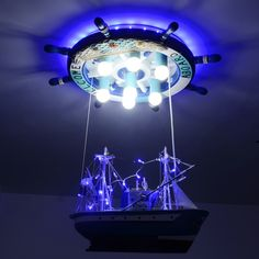 Pendant Lamp Quality Led Light Directly From China Lights Suppliers Mediterranean Style Boat Personality