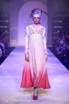 Anju Modi designer suit