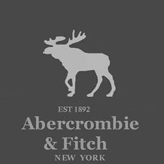 Pink by victoria 39 s secret dog logo fashion passion in - Abercrombie and fitch logo wallpaper ...