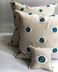 Great throw pillows! Follow us on FB or find us on the web @ eyecarefortcollins.com