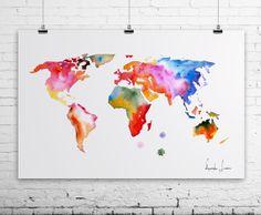204 Best World Map Art Images World Maps World Tattoo Map Tattoos