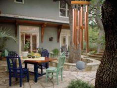 HOME DZINE Garden | Make a copper garden chime