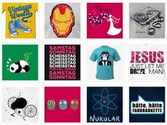Kleidung und T-Shirts bedrucken lassen #tshirtdruck
