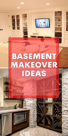 Basement Decor ! Tips For Styling Your Dream Basement #basementdesign #basementdecor Basement Decorating, Basement Makeover, Decoration, Man Cave, Diy Home Decor, New Homes, Kitchen Appliances, Design Ideas, Decor Ideas