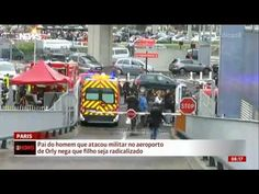 RS Notícias: Pai de homem que atacou militar em aeroporto de Pa...