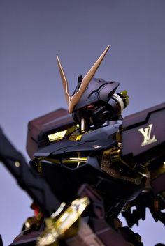 Louis Vuitton Gundam