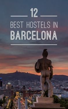 Traveling on a budget? Check out our list of the best hostels in Barcelona!