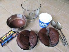 Sew Many Ways...: Death By Chocolate Recipe...