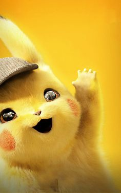 Pokémon Detective Pikachu Wallpaper for iPhone 7 with high-resolution pixel. You can use this wallpaper for your Windows and Mac OS computers as well as your Android and iPhone smartphones Best Wallpaper Hd, Hd Cool Wallpapers, Iphone 7 Wallpapers, Cute Cartoon Wallpapers, Animes Wallpapers, Cool Pokemon Wallpapers, Desktop, Pikachu Art, O Pokemon