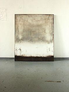 Abstract Wall Art, Canvas Wall Art, Modern Art, Contemporary Art, Neutral Art, Encaustic Art, Minimalist Art, Art Techniques, Painting Inspiration