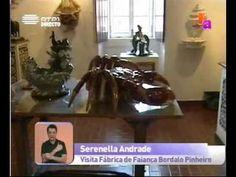 Reportagem - Fábrica Bordalo Pinheiro -pt2- Praça da Alegria