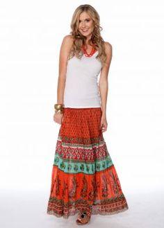 Allie Maxi Skirt