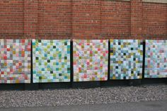 moderne quilts