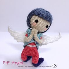 Angel Fifi https://www.etsy.com/sg-en/listing/461285912/crochet-doll-pattern-angel-fifi-fi-fi