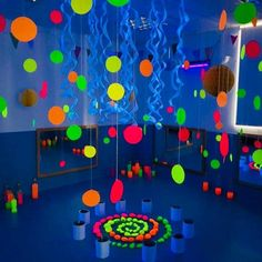 Preschool Learning, Kindergarten Activities, Craft Activities, Reggio Emilia, Neon Party, Classroom Displays, Kid Spaces, Photo Displays, Outer Space
