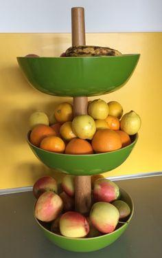 3 saladiers en bambou à plusieurs niveaux, rapide et facile, pour votre cuisine ou votre table #hilver #ikea #RUNDLIG