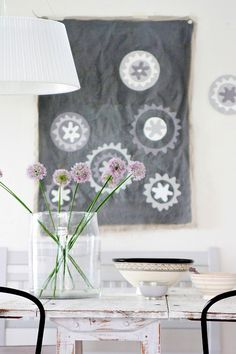 Wall Hanging DIY...how to...