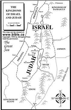 Mapsdividedkingdom