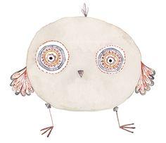 owl by Solenn Larnicol