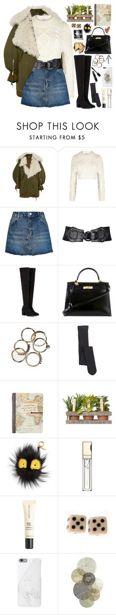 """""""2433. Note for Self: You gotta do this for you. This is for you. This isn't about anybody. Live for you. Honor you. Never lose sight of that."""" by chocolatepumma ❤ liked on Polyvore featuring Balenciaga, DKNY, Topshop, Dorothy Perkins, Opening Ceremony, Hermès, Falke, Polaroid, Fendi and Clarins"""