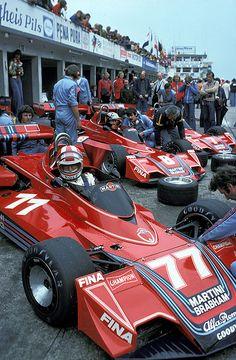 Germany 1976 - Brabham Alfa