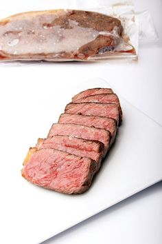 Get inspired by this Double-cut rib-eye cooked sous vide recipe! Or by one of the other recipes Gastronomixs has to offer… Other Recipes, Great Recipes, Meat Love, Sous Vide Cooking, Marinated Steak, Stuffed Sweet Peppers, French Food, Sousse