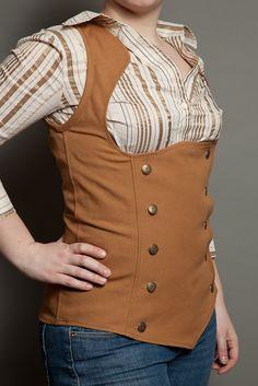 This only longer?  Sale Size 4p 30x29x36 pear cut Teasdale underbust Vest by Lastwear