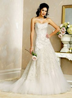 Large View of the Mirabella Bridal Gown