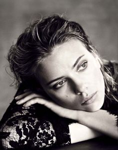 Scarlett Johansson by Paolo Roversi