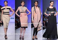 India Fashion Week S/S 2014