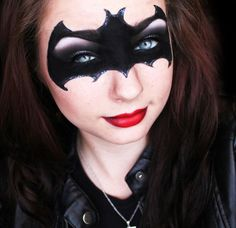 The Dark Knight Rises. I love how the brow bone and eye brow are part of the look