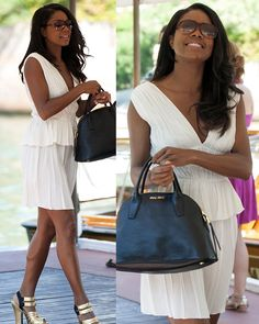 Gabrielle Union at the 70th Venice International Film Festival in Italy on August 30, 2013