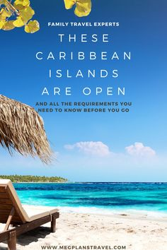 Our top requested Caribbean island opening information and entry requirements (plus deals and where to stay!). #stlucia #caribbean #aruba #antigua #turksandcaicos #familytravel #honeymoon Road Trip With Kids, Travel With Kids, Family Travel, Flying With Kids, Turks And Caicos, Traveling By Yourself, Caribbean, Island, Vacation