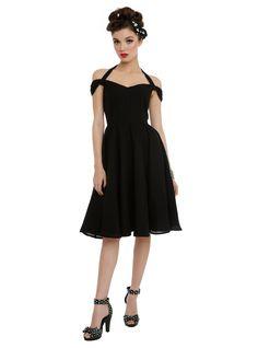 Hell Bunny Eveline Swing Dress,
