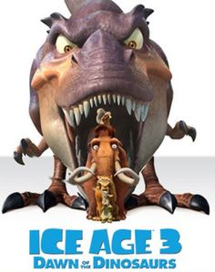 review of ice age 3 dawn of the dinosaurs