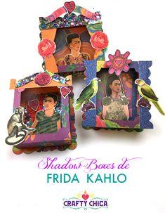 Shadow Boxes de Frida Kahlo