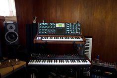 In the Studio: Nosaj Thing | XLR8R