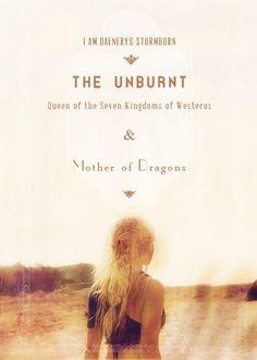 appleindecay:    Daenerys Targaryen - Mhysa.