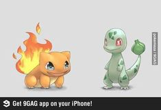 In a Parallel Universe of Pokemon