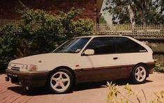 AVO Laser KE TX3 4WD Turbo. Mazda Familia, Mazda Cars, Australian Cars, Japan, Amazing, Vehicles, Car, Japanese, Vehicle